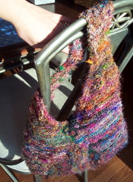 Silk Lotorp Bag