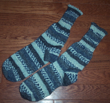 The Husband Socks #1
