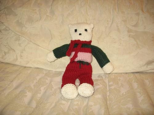 Amy's Bear