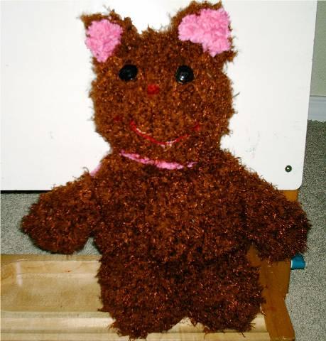 Connie's Bear