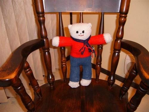 Sue's Bear