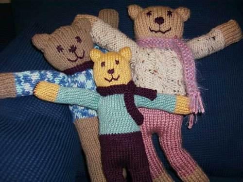 Teddyfamily1